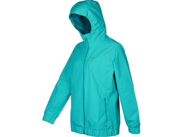 Salomon Primary Rain Jacket Women blue bird